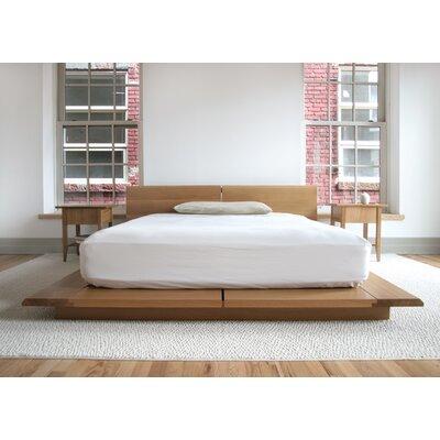 Semigood Design Rift Loft Platform Bed