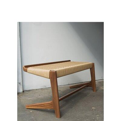 Semigood Design Rian Wooden Cantilever Bench
