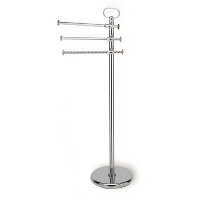 Stilhaus by Nameeks Giunone Free Standing Classic Style Towel Stand