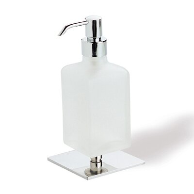 Stilhaus by Nameeks Quid Soap Dispenser with Base