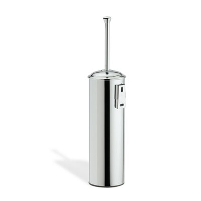 Stilhaus by Nameeks Smart Wall Mounted Toilet Brush Holder in Chrome
