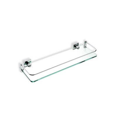 "Stilhaus by Nameeks Urania 15.7"" x 3.1"" Bathroom Shelf"