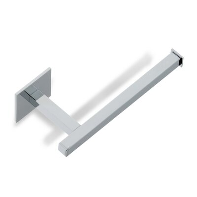 Stilhaus by Nameeks Urania Wall Mounted Toilet Paper Holder in Chrome