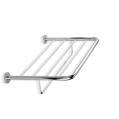 Stilhaus by Nameeks Venus Wall Mounted Towel Rack in Chrome