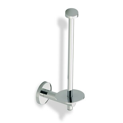 Stilhaus by Nameeks Venus Wall Mounted Spare Toilet Roll Holder in Chrome