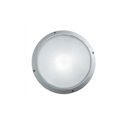 LBL Lighting SuperDelta Tondo Circular Outdoor Wall Lantern