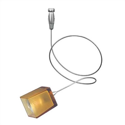 LBL Lighting Cube Curl Track Head - Fusion Track Adaptable