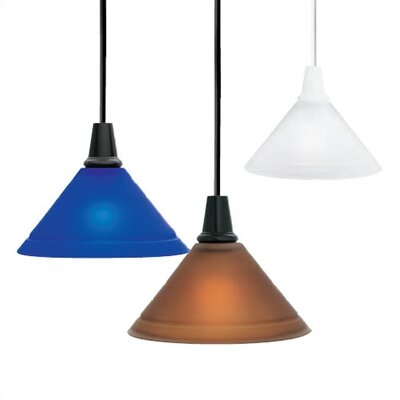 LBL Lighting Nube 1 Light Pendant