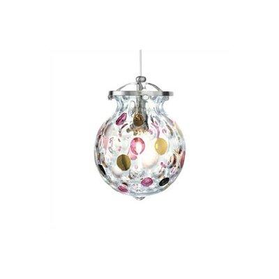LBL Lighting Daisy 1 Light Mini Pendant