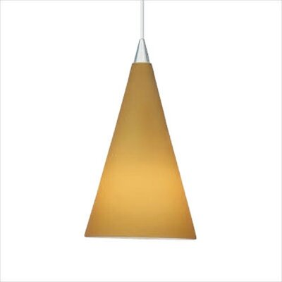 LBL Lighting Cone III 1 Light Mini Pendant