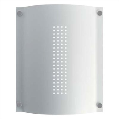 LBL Lighting Stingray Mercury 2 Light Outdoor Wall Sconce