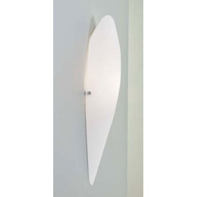 LBL Lighting Bora 1 Light Fluorescent Wall Sconce