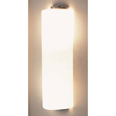 LBL Lighting Aliseo 120V One Light Wall Sconce in Satin Nickel
