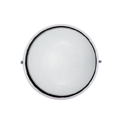 LBL Lighting Small 1 Light Round Wall Sconce