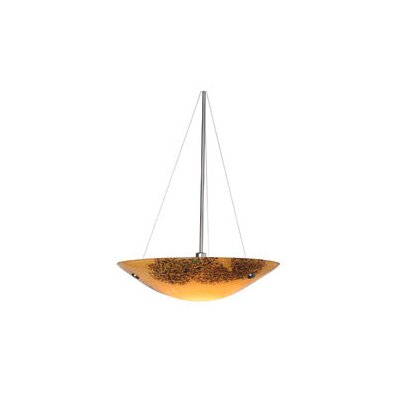 LBL Lighting Veneto 1 Light Inverted Pendant
