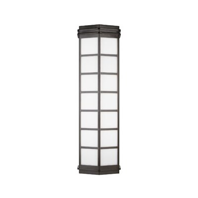 LBL Lighting Modular New York 2 Light Medium Outdoor Wall Sconce