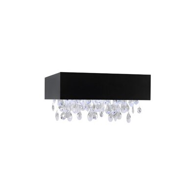 LBL Lighting Lulu 1 Light Flush Ceiling Light