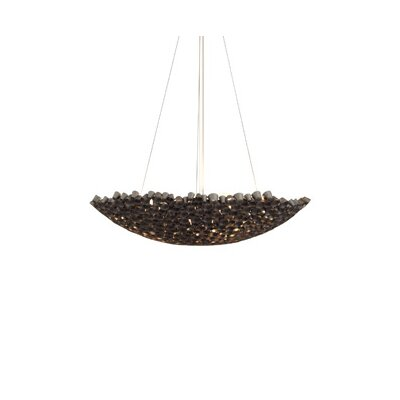 LBL Lighting Miss Charlie 4 Light Inverted Pendant
