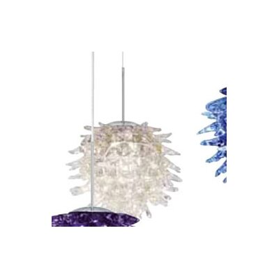 LBL Lighting Ooni 1 Light Mini Pendant