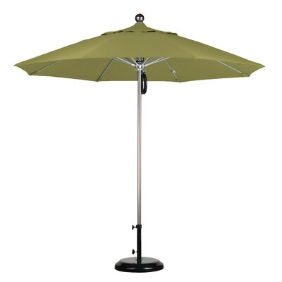 California Umbrella 9' Steel Market Umbrella