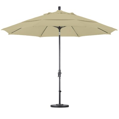 11' Fiberglass Market Collar Tilt Umbrella