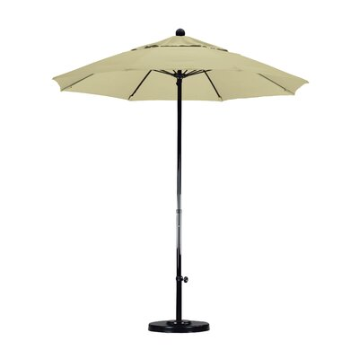 California Umbrella 7.5' Complete Fiberglass Market Umbrella