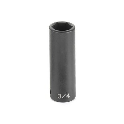 Grey Pneumatic 1/2 Drive X 8Mm Deep