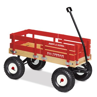 Radio Flyer All-Terrain Cargo Wagon Ride-On