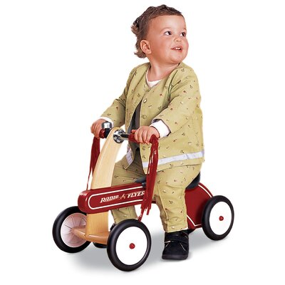 Radio Flyer Classic Tiny Tricycle