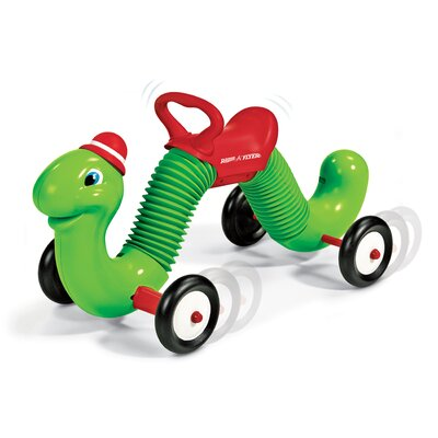 Radio Flyer The Inchworm