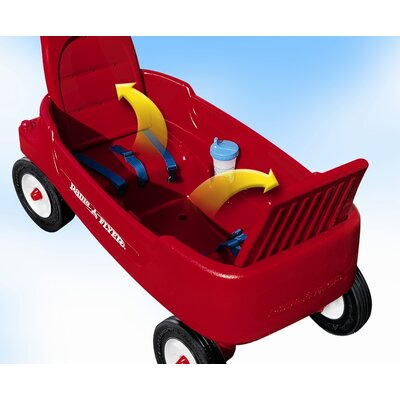 Radio Flyer Pathfinder Wagon Ride-On