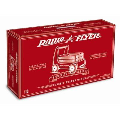 Radio Flyer Classic Walker Wagon Ride-On