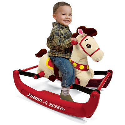 Radio Flyer Soft Rock and Bounce Pony
