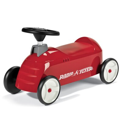 Radio Flyer Flyer 500 EZ Push Car