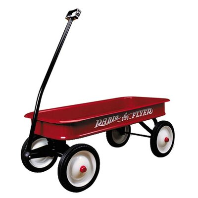 Radio Flyer Classic Wagon Ride-On