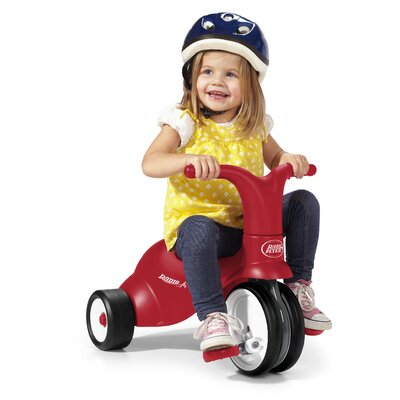 Radio Flyer Scoot 2 Pedal Tricycle