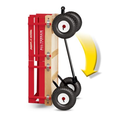 "Radio Flyer All - Terrain Cargo Wagon (40"")"