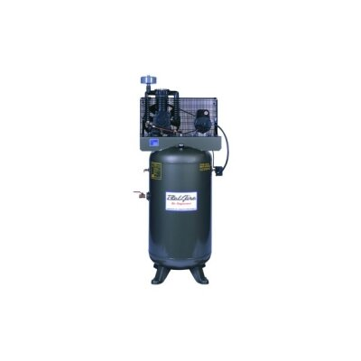80 Gallon 5 HP 2 Stage 1 Phase Vertical Air Compressor