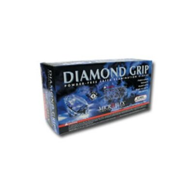 Micro Flex Glove Diamond Grip Xlarge 100 Box