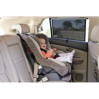 Dreambaby Extra-Wide Car Roller Shade for SUV's and Trucks (Set of 2)