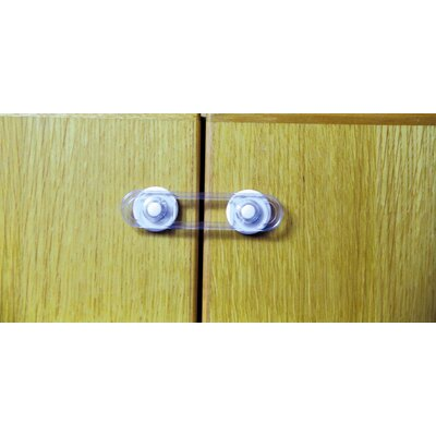 Dreambaby Multi Purpose Latches in White