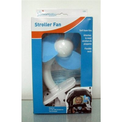 Dreambaby Foam Tipped Stroller Fan