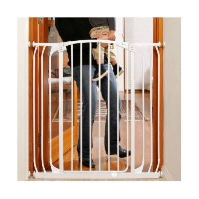 Dreambaby Madison Xtra Tall and Wide Swing Close Gate Combo Pack