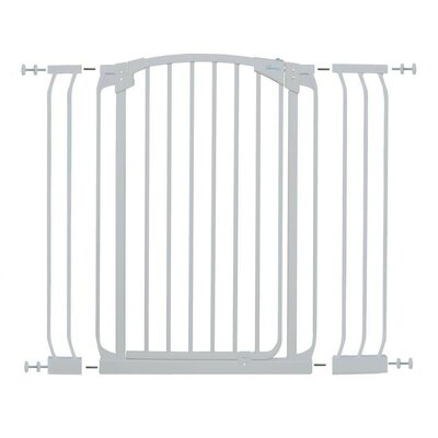 Dreambaby Madison Xtra Tall Swing Close Gate Extra Value Pack