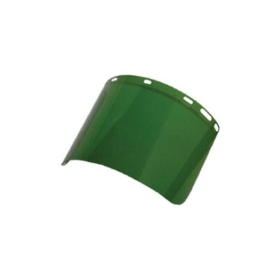 SAS Safety Face Shield Replacement Dark Green