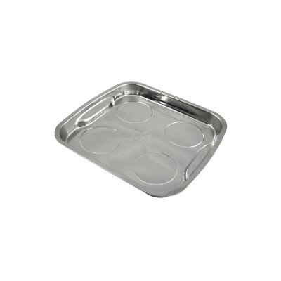 Sunex Parts Dish Magnetic 11-1/2X11In. Stainless Steel