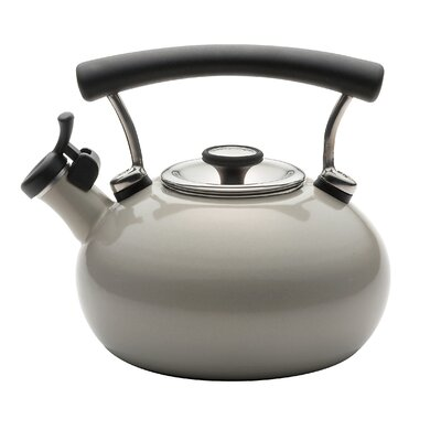 Contempo 2-qt. Teakettle