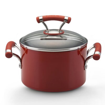 Circulon Contempo 3-qt. Soup Pot with Lid