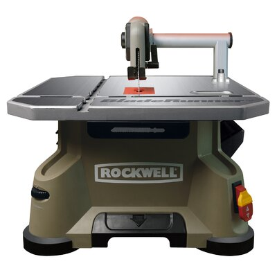 Rockwell 5.5 Amp BladeRunner™ Jig Saw with Wall Mount