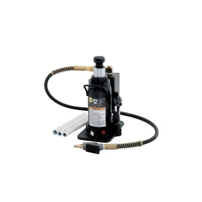 Omega 12 Ton Air/Hydraulic Bottle Jack